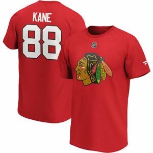 FANATICS ICONIC CHICAGO KANE  L - Pánské klubové triko
