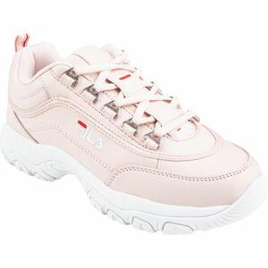 Fila STRADA LOW WMN růžová 37 - Dámská volnočasová obuv