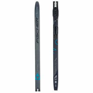 Fischer APOLLO EF + TOUR STEP  XL - Běžecké lyže na klasiku s podporou stoupání