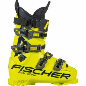 Fischer RC4 THE CURV 130  28.5 - Sjezdové boty