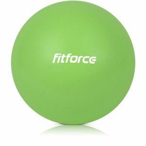 Fitforce OVERBALL 25 zelená NS - Gymnastický míč / Gymball