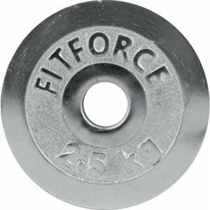 Fitforce PLC 2,5KG 30MM  2,5 KG - Nakládací kotouč