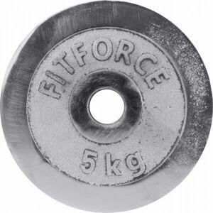 Fitforce PLC 5KG 25MM  5 KG - Nakládací kotouč