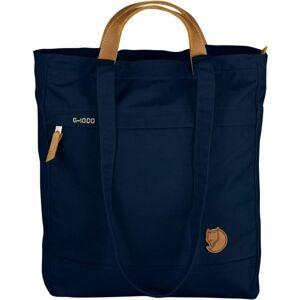 Fjällräven TOTEPACK NO. 1 tmavě modrá UNI - Dámská taška/batoh