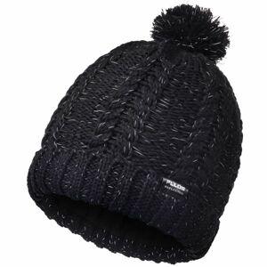 FLLÖS ELSA černá UNI - Dámská zimní čepice