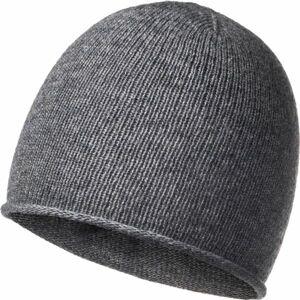 FLLÖS FOLKE tmavě šedá UNI - Pánská zimní čepice