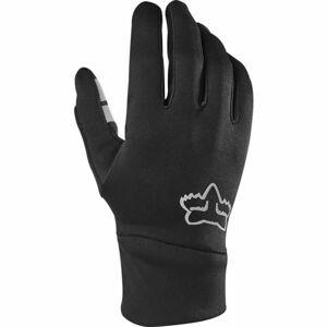 Fox RANGER FIRE GLOVE černá L - Zateplené rukavice na kolo
