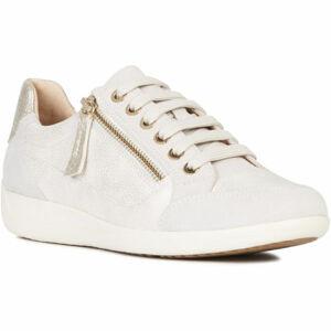 Geox D MYRIA A bílá 40 - Dámská volnočasová obuv