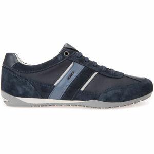 Geox U WELLS tmavě modrá 41 - Pánská volnočasová obuv