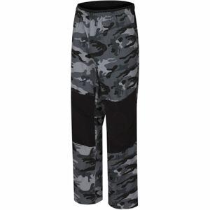 Hannah ACHILL tmavě šedá M - Pánské kalhoty