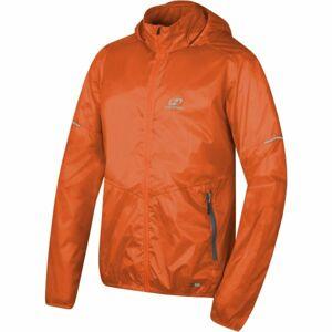 Hannah CALLOW oranžová XL - Pánská bunda