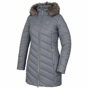 Hannah ELOISE šedá 36 - Dámský zimní kabát