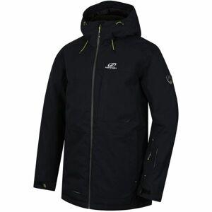 Hannah KARSEN černá XL - Pánská lyžařská bunda