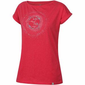 Hannah SURRI růžová 38 - Dámské tričko