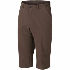 Hannah WHARTON hnědá L - Pánské 3/4 kalhoty