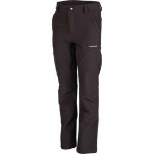 Head ARREN černá 140-146 - Dětské softshellové kalhoty
