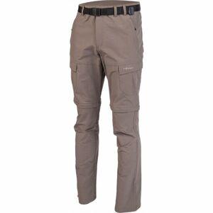 Head EROW černá XXL - Pánské odepínatelné kalhoty