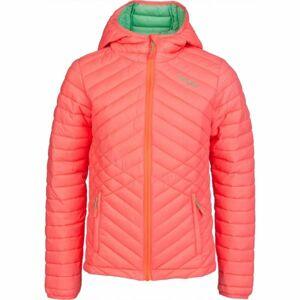 Head VICKY oranžová 140-146 - Dětská zimní bunda