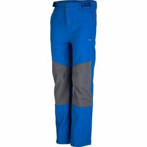 Head OLLY modrá 152-158 - Dětské softshellové kalhoty