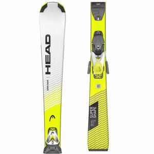 Head SUPERSHAPE SLR PRO+SLR 7.5 GW AC  140 - Juniorské sjezdové lyže