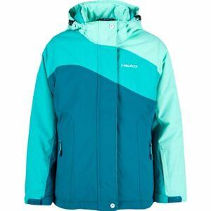 Head TESSA modrá 116-122 - Dětská zimní bunda