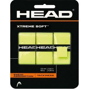 Head XTREME SOFT žlutá NS - Tenisová omotávka