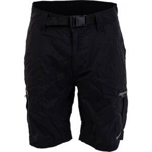 Hi-Tec LOBINO 1/2 černá XL - Pánské outdoorové kraťasy