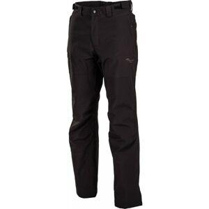 Hi-Tec TRAMAN SOFTSHELL PANTS LIGHT černá L - Pánské outdoorové softshellové kalhoty