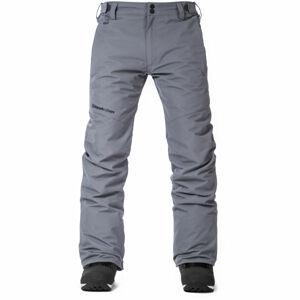 Horsefeathers GAREN tmavě zelená XL - Pánské kalhoty