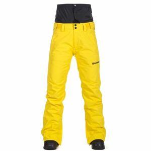 Horsefeathers HAILA PANTS žlutá L - Dámské lyžařské/snowboardové kalhoty