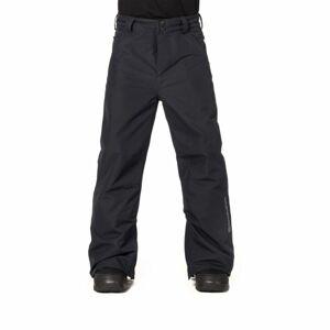 Horsefeathers PINBALL KIDS PANTS černá M - Dětské lyžařské/snowboardové kalhoty