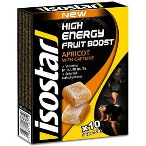 Isostar 10x10 G HIGH ENERGY FRUIT BOOST  NS - Energy želé