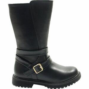 Junior League BOKA černá 31 - Dětská vysoká obuv