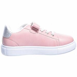 Junior League HERRLJUNGA růžová 28 - Dívčí celoroční obuv