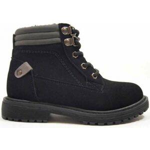 Junior League OSCAR černá 32 - Dětská kotníková obuv