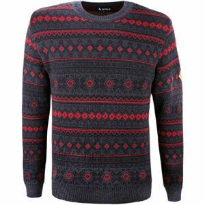 Kama SVETR 4105 černá S - Pánský svetr