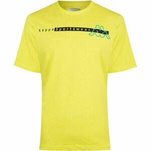 Kappa LOGO CHARTEL  XL - Pánské triko