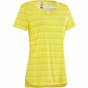KARI TRAA MAREN TEE žlutá XS - Dámské tričko