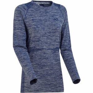 KARI TRAA MARIT LS modrá XS/S - Dámské sportovní triko