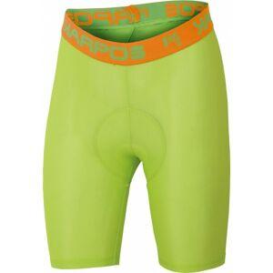 Karpos PRO-TECT INNER PANT zelená M - Pánské spodní kraťasy