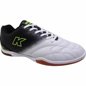 Kensis FIQ bílá 32 - Juniorská sálová obuv