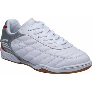 Kensis FARELL bílá 37 - Juniorská sálová obuv