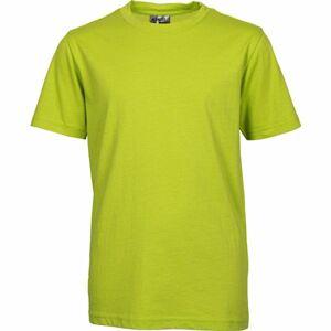 Kensis KENSO světle zelená 164-170 - Chlapecké triko