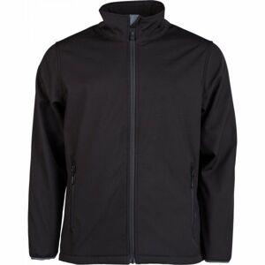Kensis RORI černá XXL - Pánská softshellová bunda