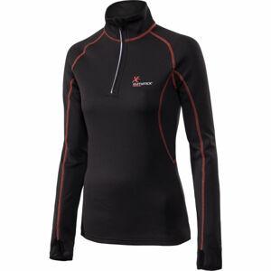 Klimatex DENISE černá S - Dámský outdoorový pulovr