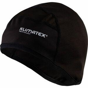 Klimatex HORTAM černá 1 - Unisex čepice