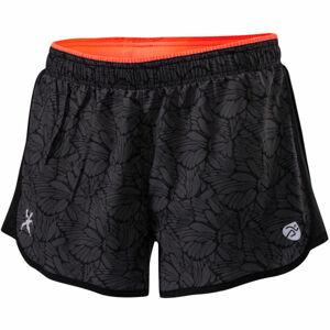 Klimatex IRIME černá S - Dámské běžecké šortky