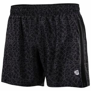 Klimatex MAHTO černá XXL - Pánské běžecké šortky