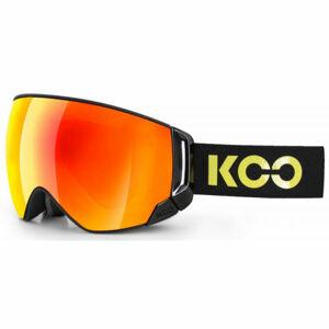 KOO ENIGMA ELITE PRO černá NS - Lyžařské brýle