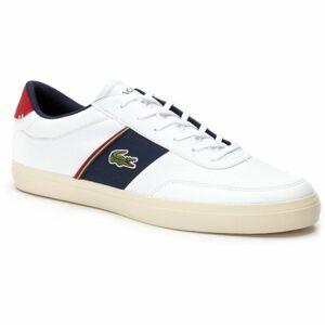 Lacoste COURT-MASTER 319 bílá 45 - Pánské nízké tenisky